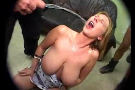 Piss Kimberly Huge tits gang banged and piss1