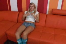 Casting Couch Teen- Heather Starlet ...by TeenSex