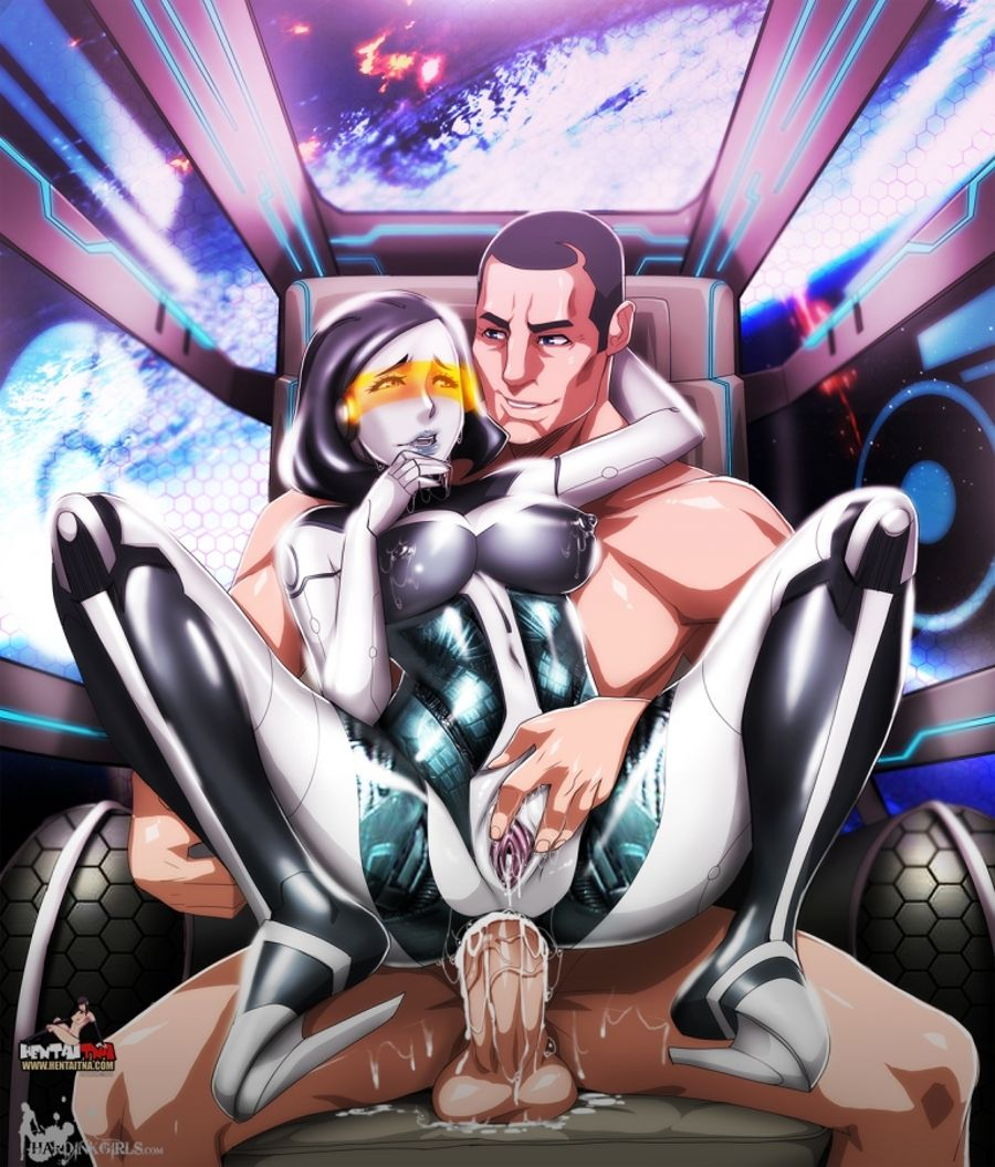 Mass effect 3 edi porn hentai gallery