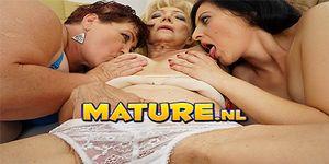 Watch Free Mature NL Lesbian Porn Videos