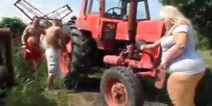 Ssbbw farmers daughter