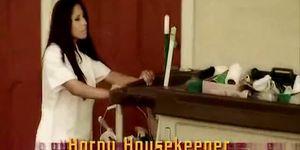 Horny Housekeeper Porn - The horney housekeeper