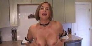 Hot granny tits