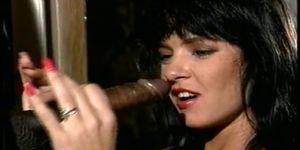 Pornstar aja black cock
