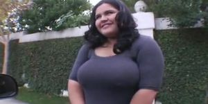 Bbw karla lane gets on top