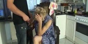 Granny banging