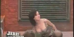 Congratulate, The jerry springer show nude females