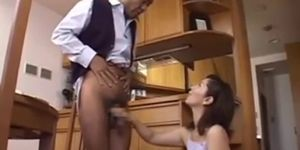 Asian wife sharing porn