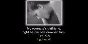Teens having sex on tape