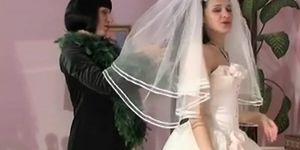 Bride mother fuck