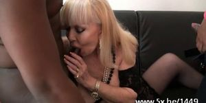 French cougar porn