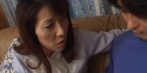 Misuzu shiratori real asian mature mom sex video