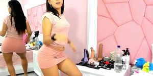 big ass bubble butt latina