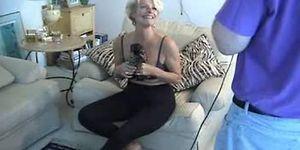 Amature home sex tape