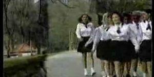 немки в школе порно фото