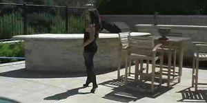Tereza ilova pantyhose video congratulate