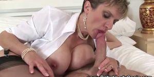 Lady Sonya blowjob