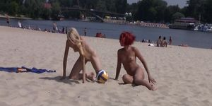 Naturist nude junior