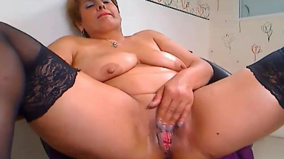 video Fat mature porn