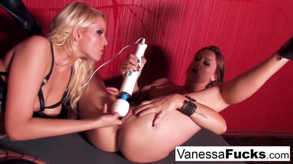 Vanessa Decides To Show Of Her Wilder Side