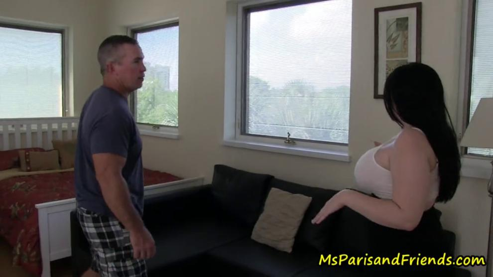 College Girl Shows Her Parents What She Has Learned