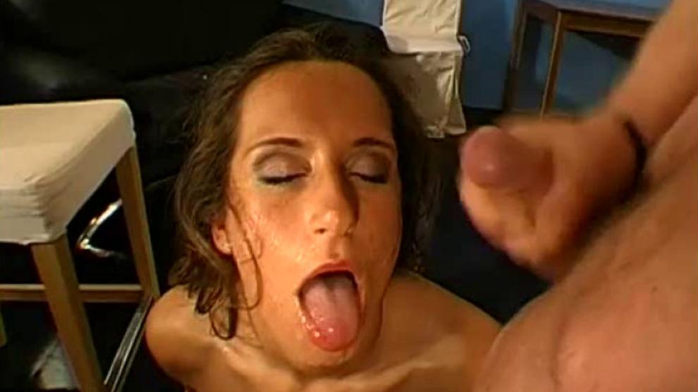 Amazing cock sucker