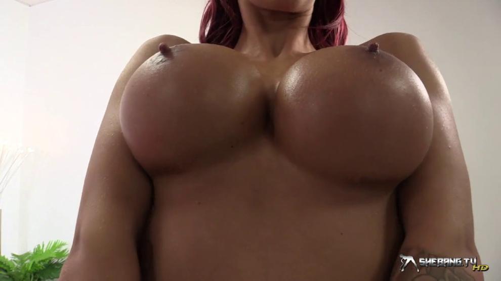 Shebang.TV - Sexy hot Camilla Jayne showing off her amazing body (Camilla Jayne)