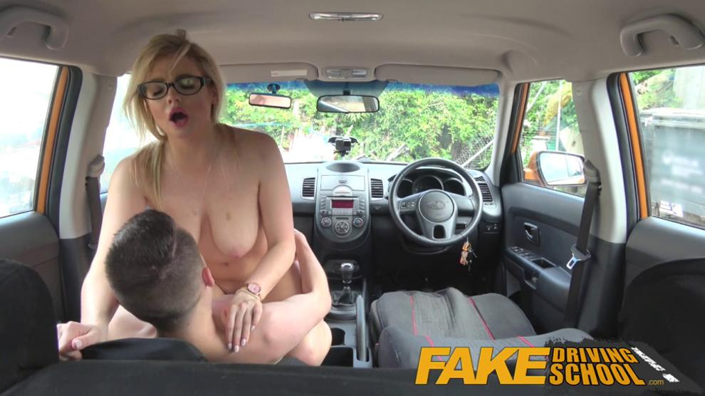 Barbies Sins Hot Wild Anal Ride Fake Driving School Erocurves 1