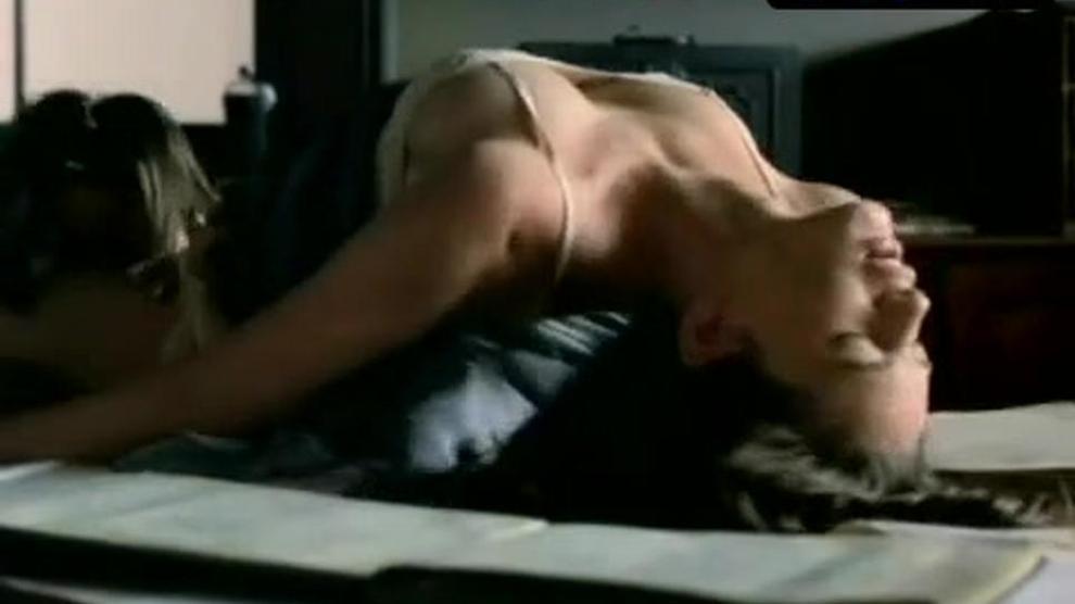 Gabrielle Anwar Underwear Scene  in Innocent Lies