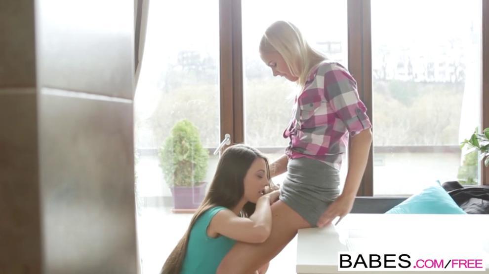 Lesbian Brady And Tracy Part Les Dadcrush 1