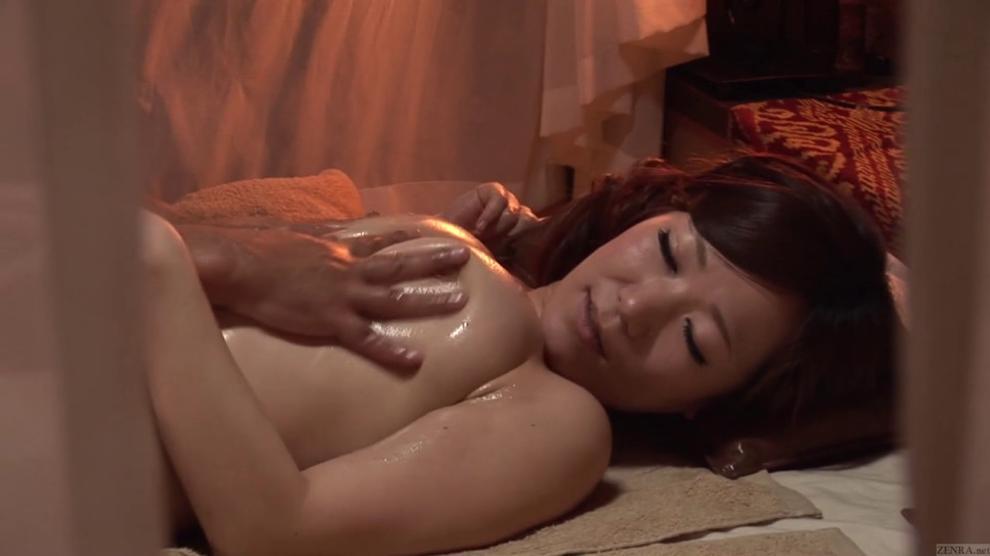 Japanese Milf Massage Fuck