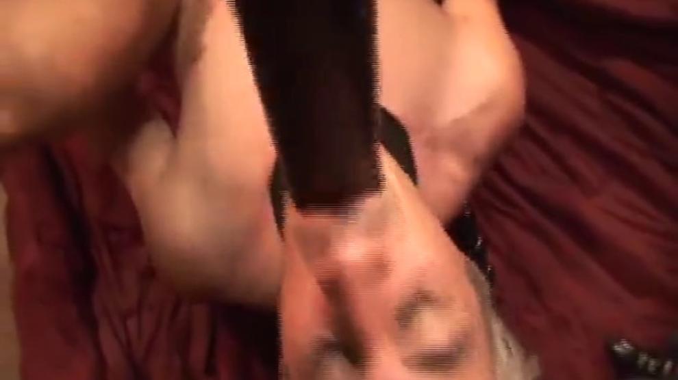 Femdom cum cock sissy