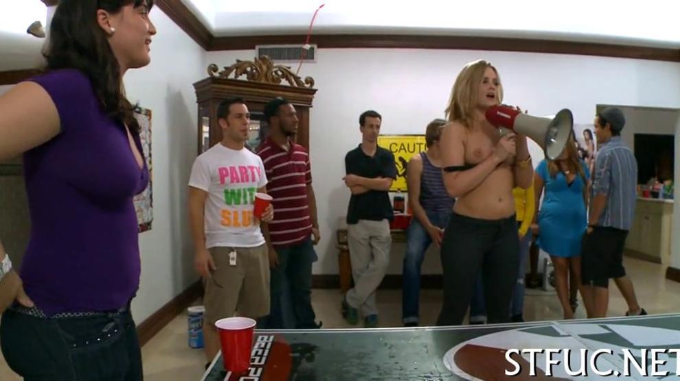 Impressive group sex - video 4