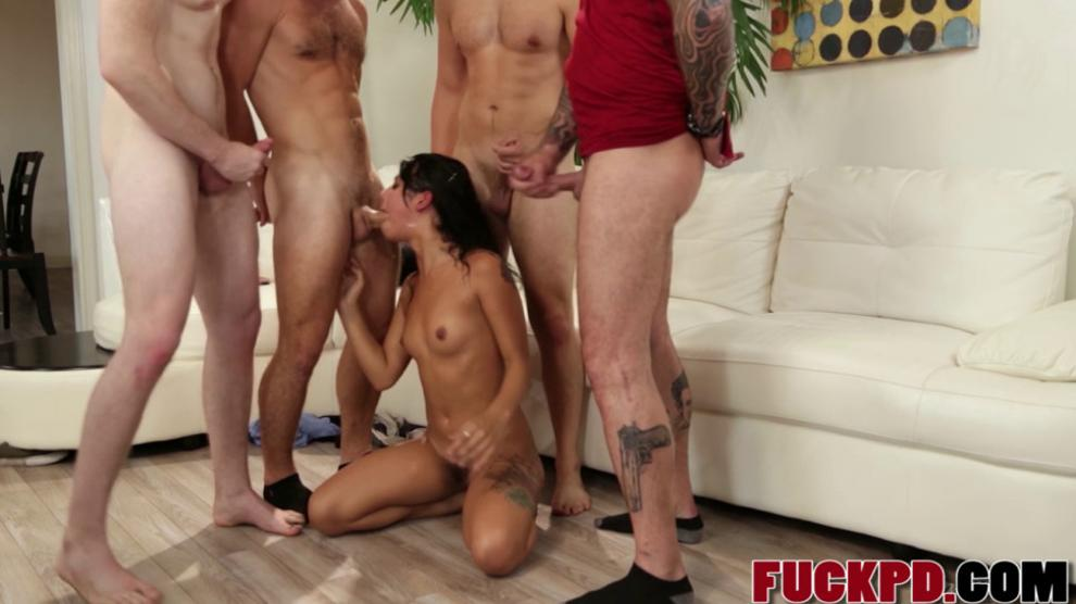 Gina Valentina In Limitless Head A Pretty Dirty Blowbang