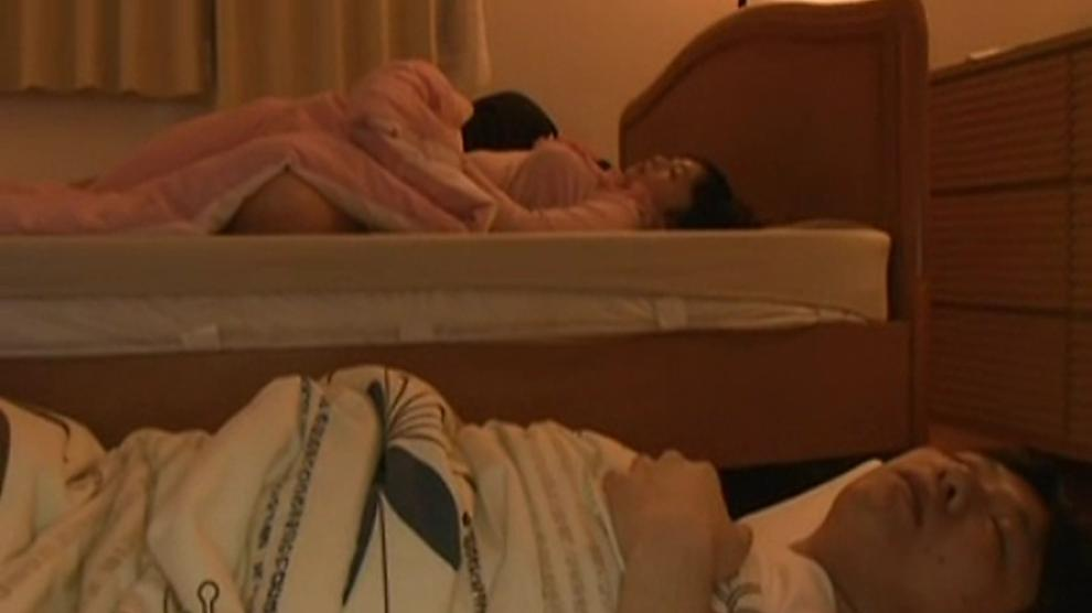 Hot japanese wifes cheating fuck me while husband away