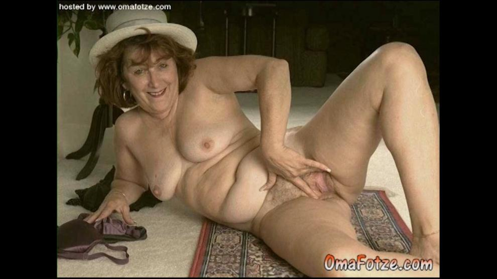 OMA PASS - OmaFotzE Hot Aged Pussies Compilation Slideshow