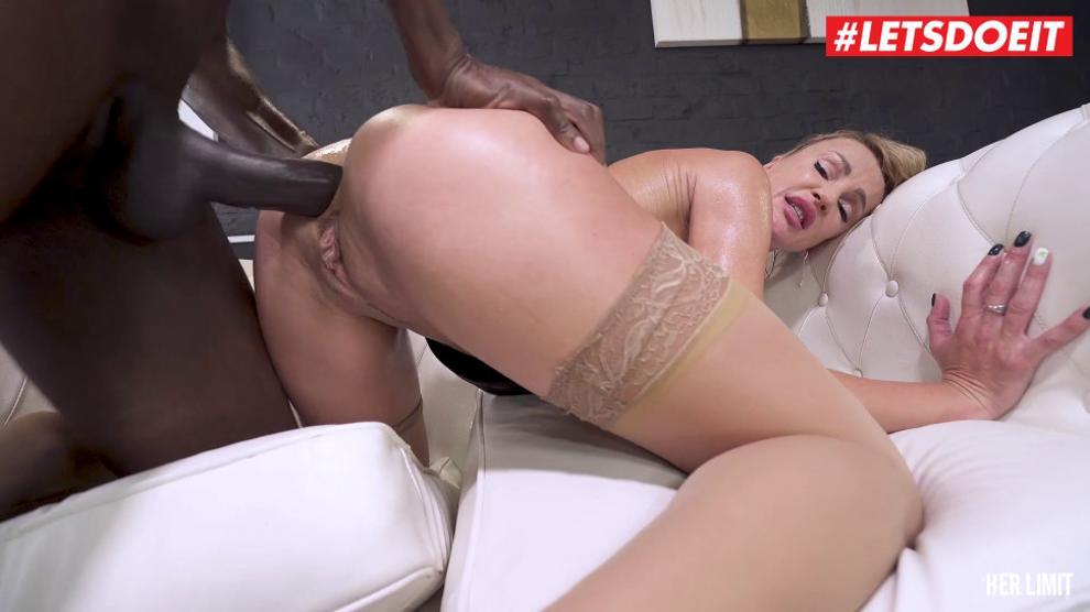 HER LIMIT - LETSDOEIT - Hot Russian MILF Elen Million Takes Hard BBC From Mike Chapman