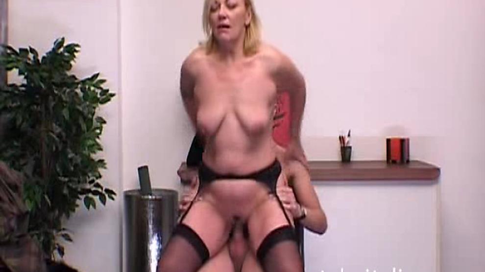 No Sound: Italian Wife Big Tits Tettona