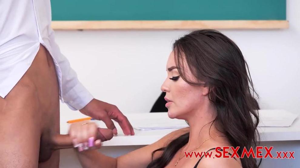 SexMex 21 05 15 Kourtney Love Hot Colombian Teacher
