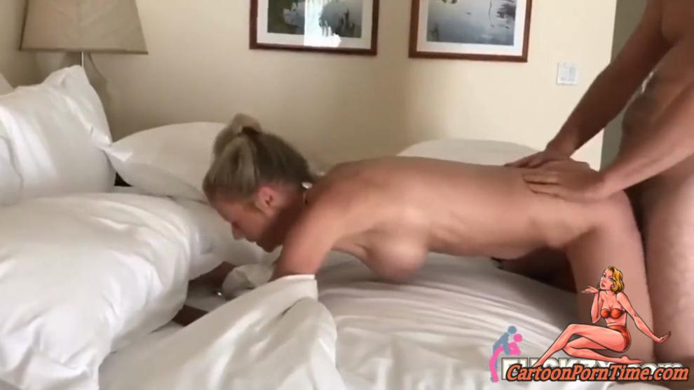 Young Guy Bangs Mature Slutwife In Front Of Her Husband