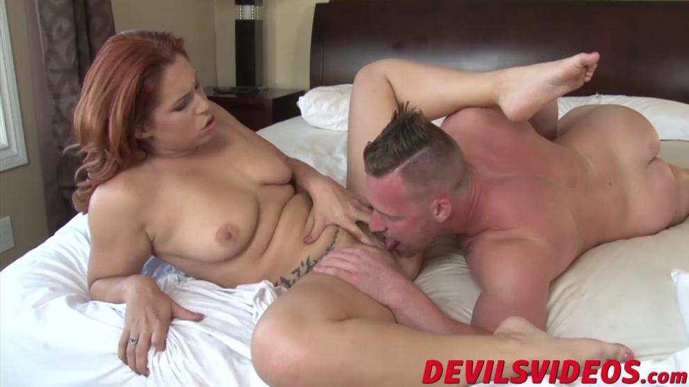 Hot bisexual couple wants to spice things up in their bed