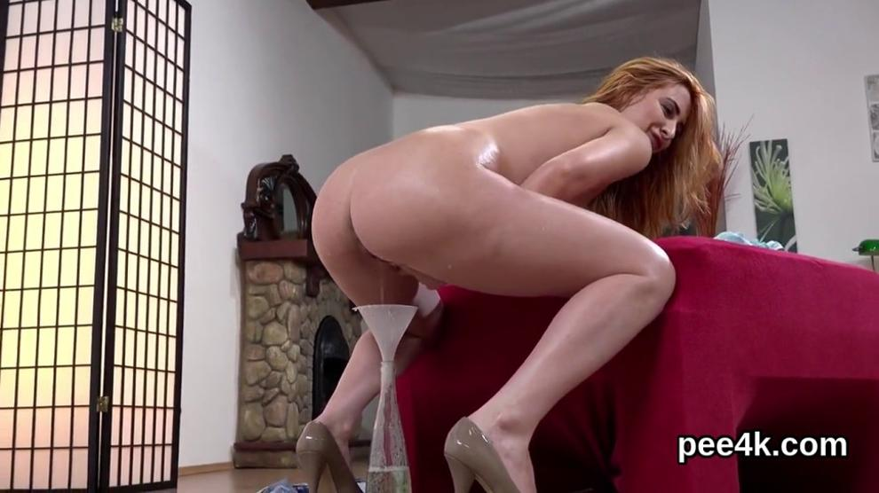 Redhead Eva Berger Pays For Towing Company Service With Mouth And Wet Redtube Com 1