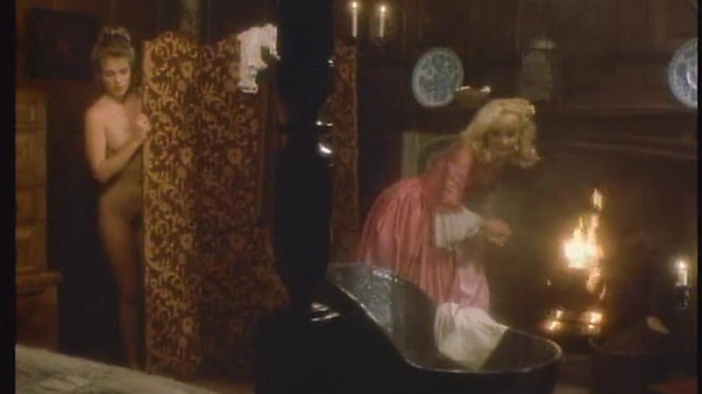Fanny hill spank