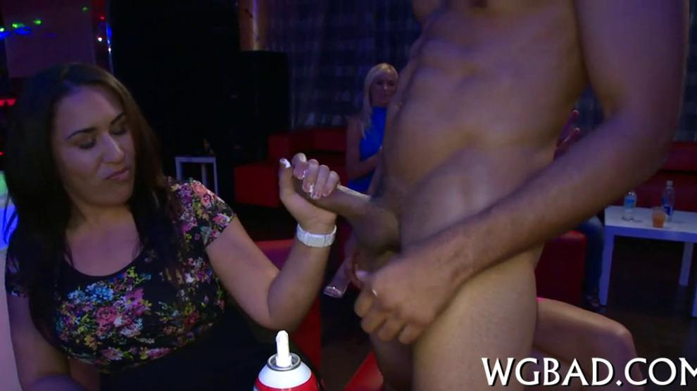 Exciting bachelorette party - video 7