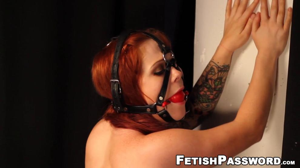 Misti Dawn disciplined by redhead who ties her up and uses her