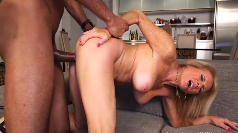 Sexy Horny Cougar Jade Jamison Vs Josh Stone