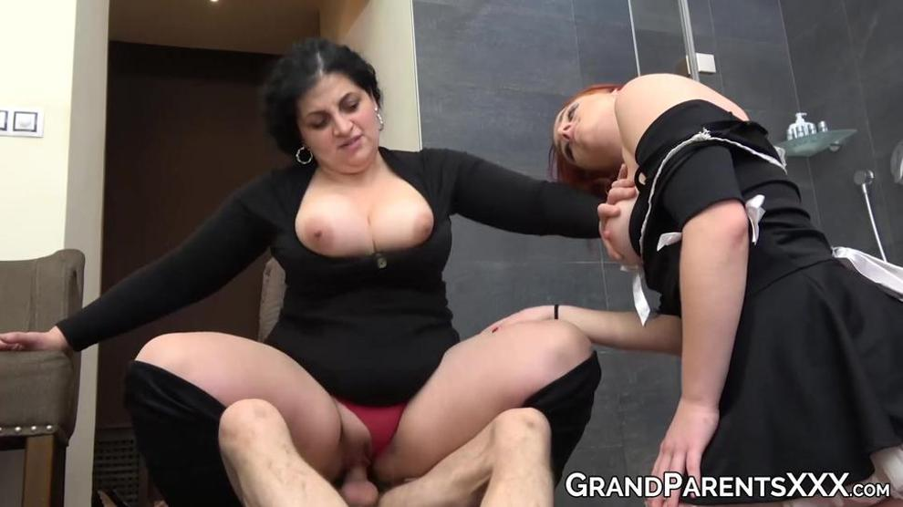 threesome Grand tubes parents
