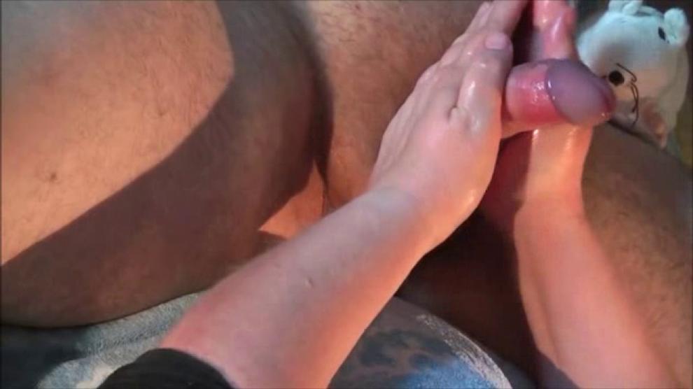 Amateur masturbation play