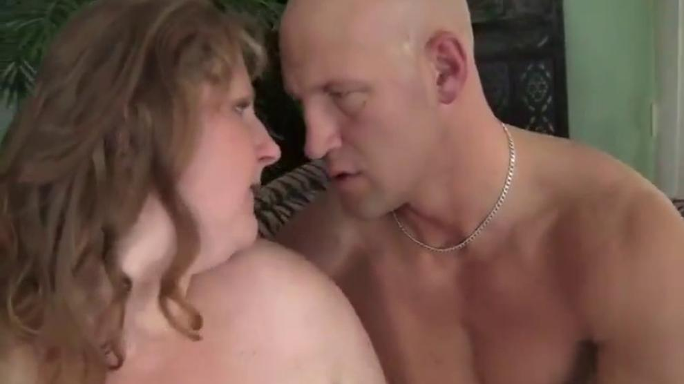 huge boobed girl fucked on couch