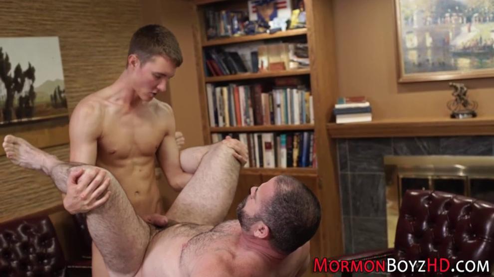 Гей Порно Недавний Свежий Мормон